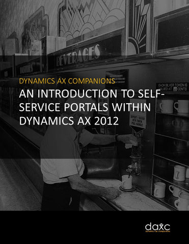 IG.02.AX2012.1.PDF: An Introduction To Self Service Portals Within Dynamics AX 2012 (Digital)