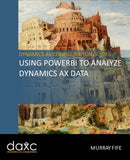 CB.06.AX2012.1: Using PowerBI to Analyze Dynamics AX Data (Digital)