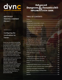 WDTC.02.D365.WG.1.PDF: Waterdeep Trading Company Project - Module 2: Configuring the Localizations for Faerûn (Digital)