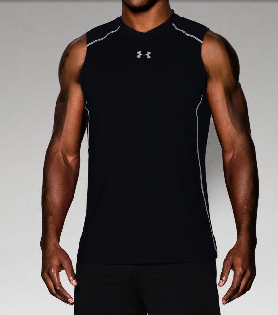 Men's HeatGear® ArmourVent™ Sleeveless Training T-Shirt