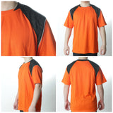 BREATHE Men's Short-Sleeve Running Tops