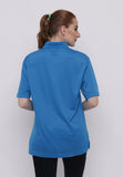 Hitscore Polo Shirt Short Sleeve Blue