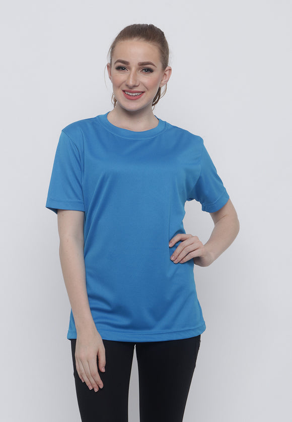Hitscore T-Shirt Short Sleeve Blue