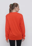 Hitscore T-Shirt Long Sleeve Orange