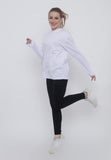 Hitscore T-Shirt Long Sleeve White