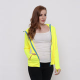 Hitscore Men Jacket Yellow