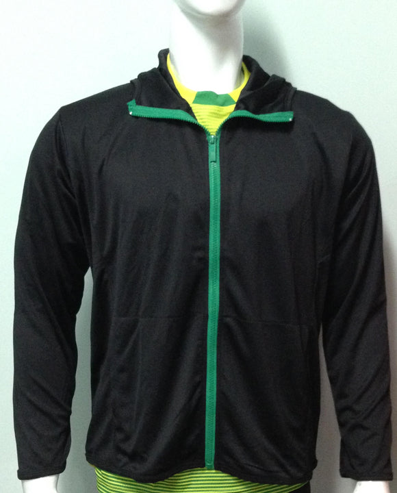 Hitscore Men Jacket Black