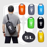 Tas waterproof anti hujan Drybag Tube 5L