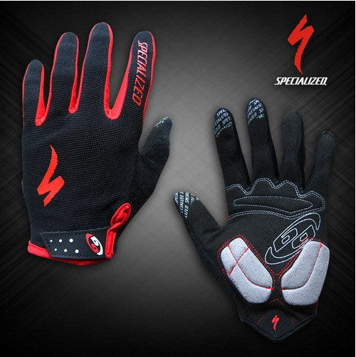 Specialized Gloves Full Fingger 100% Palm Protector