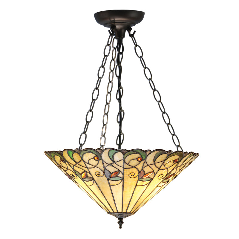 Jamelia  tiffany lighting range