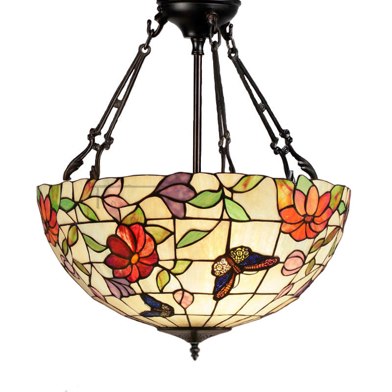 Butterfly  tiffany lighting range