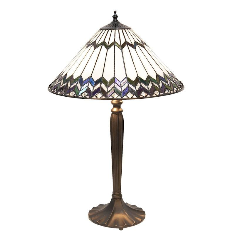 Moonlight Large Tiffany Lamp