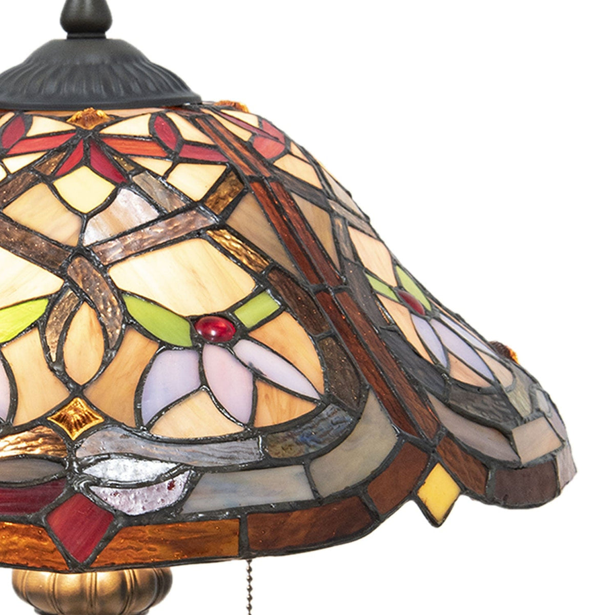 Whitwick Tiffany Table Lamp 5LL-7808
