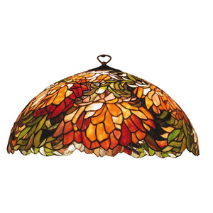 Autumn Leaf Replacement Tiffany Shade 5LL-9131