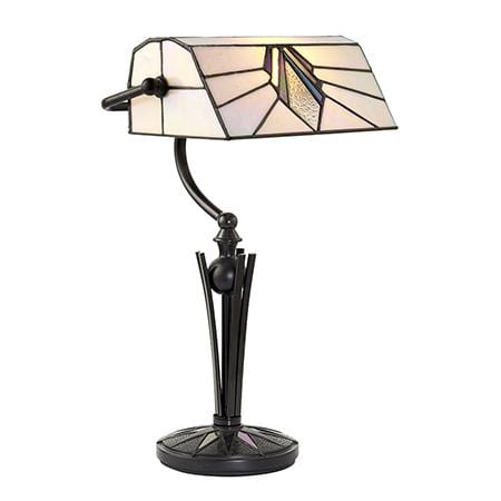 Astoria Tiffany Bankers Lamp 70909