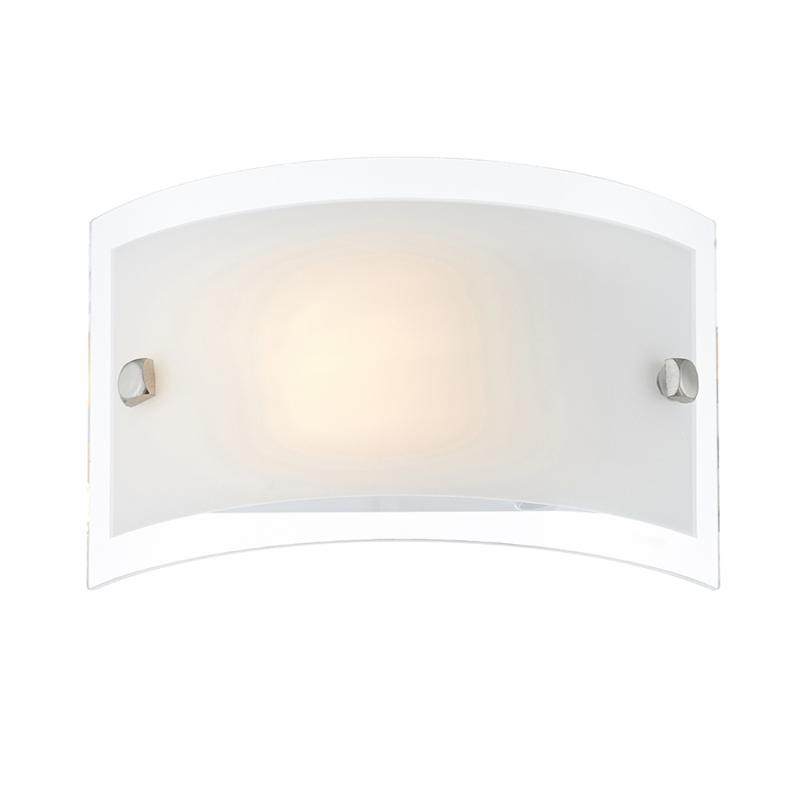 Phelps 1lt Wall Light by Endon Lighting
