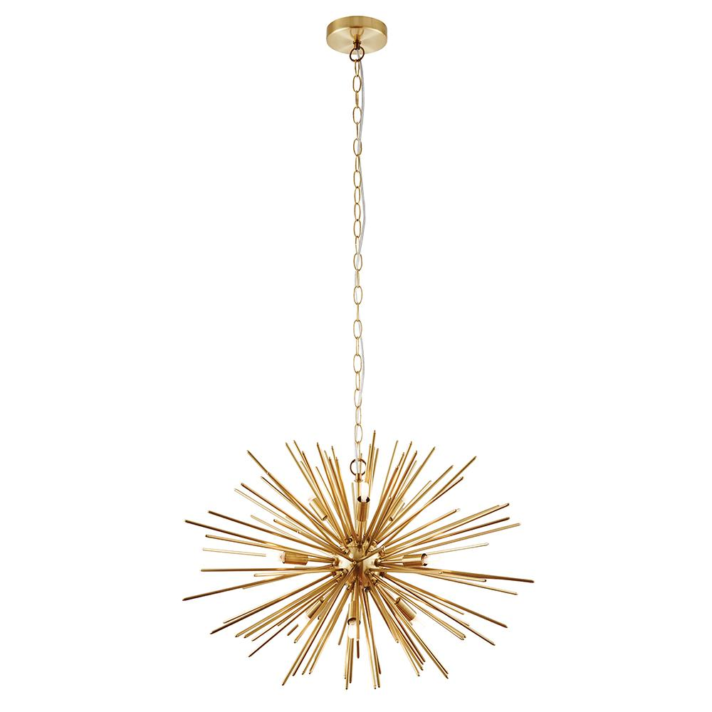 Orta 9lt Ceiling Pendant Light by Endon Lighting