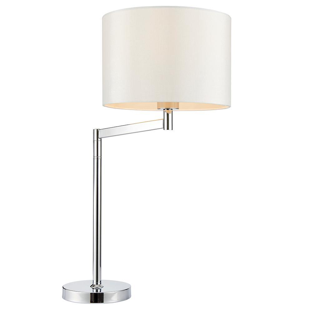 Evelyn 1lt Table Lamp by Endon Lighting