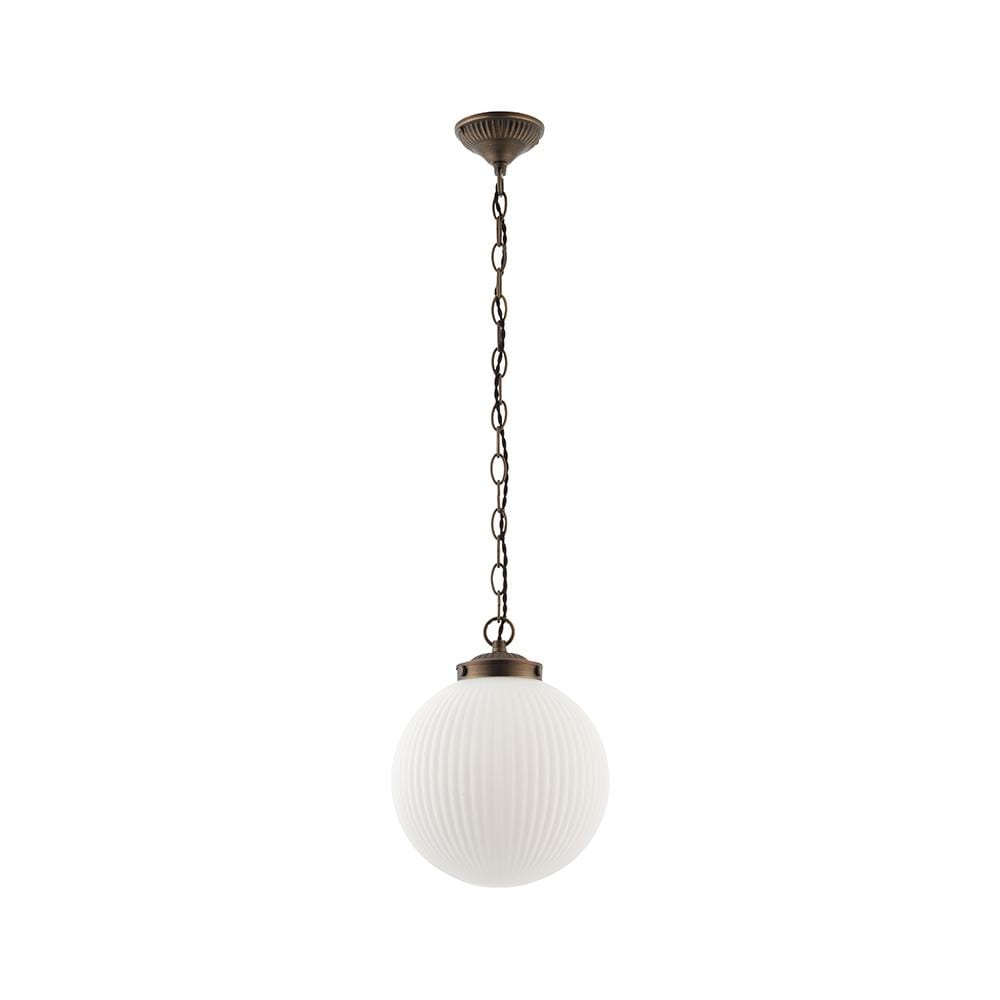 Brydon 1lt Ceiling Pendant Light by Endon Lighting