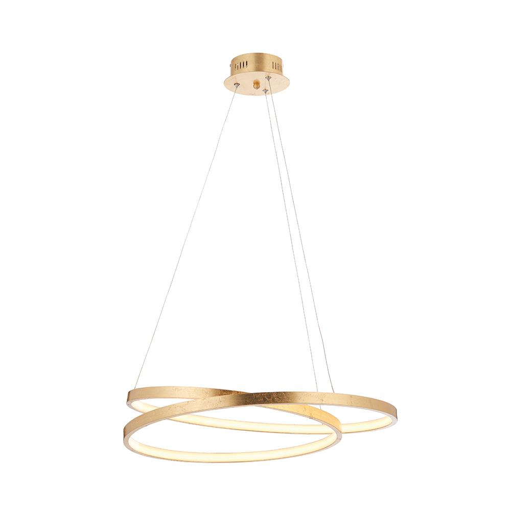 Scribble 1lt Ceiling Pendant Light by Endon Lighting
