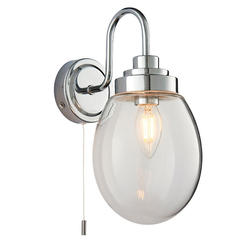 Hampton 1lt Wall Light by Endon Lighting