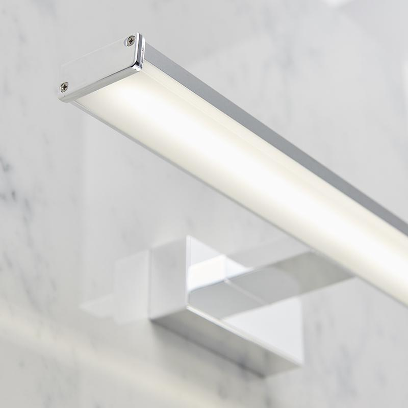 Axis 1lt Bathroom Wall Light by Endon Lighting
