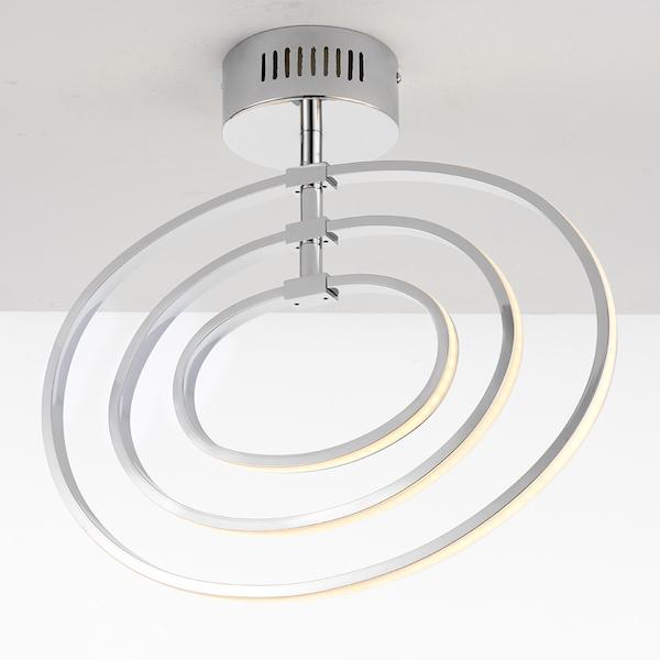 Avali 1lt Semi Flush Light