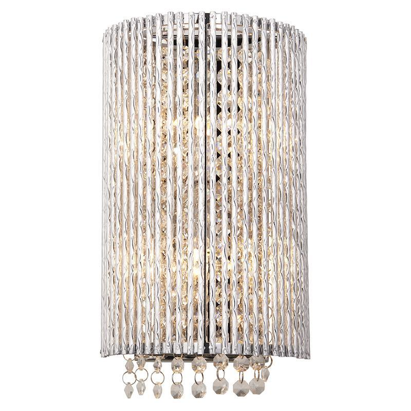 Galina 2lt Wall Light by Endon Lighting