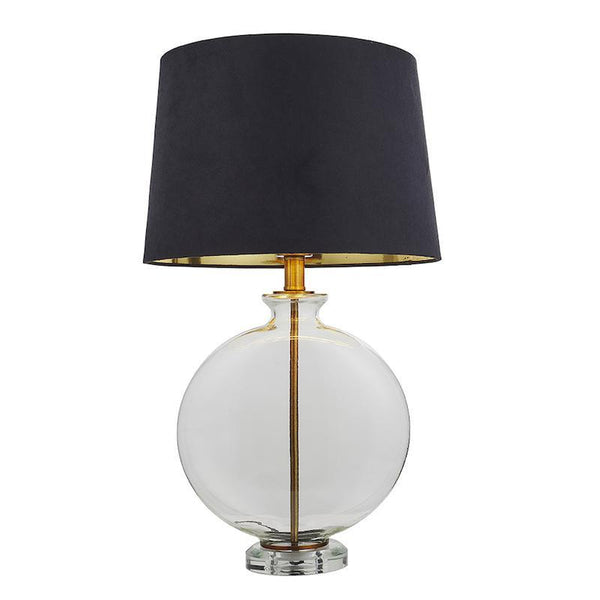 Gideon 1lt Table Lamp by Endon Lighting