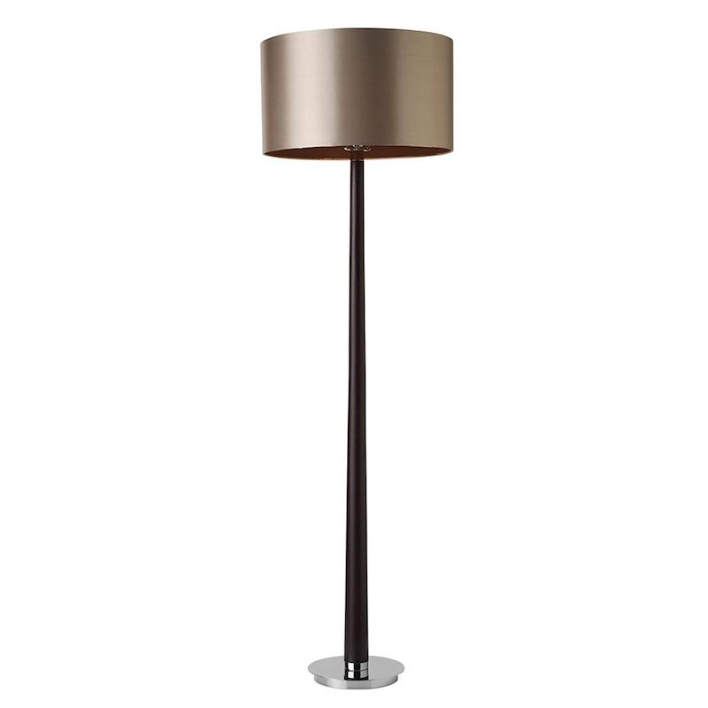 Corvina 1lt Floor Lamp by Endon Lighting