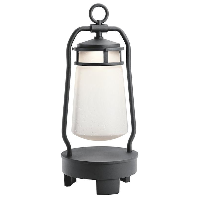 Kichler Lyndon Portable Lantern with Integrated Bluetooth Speaker