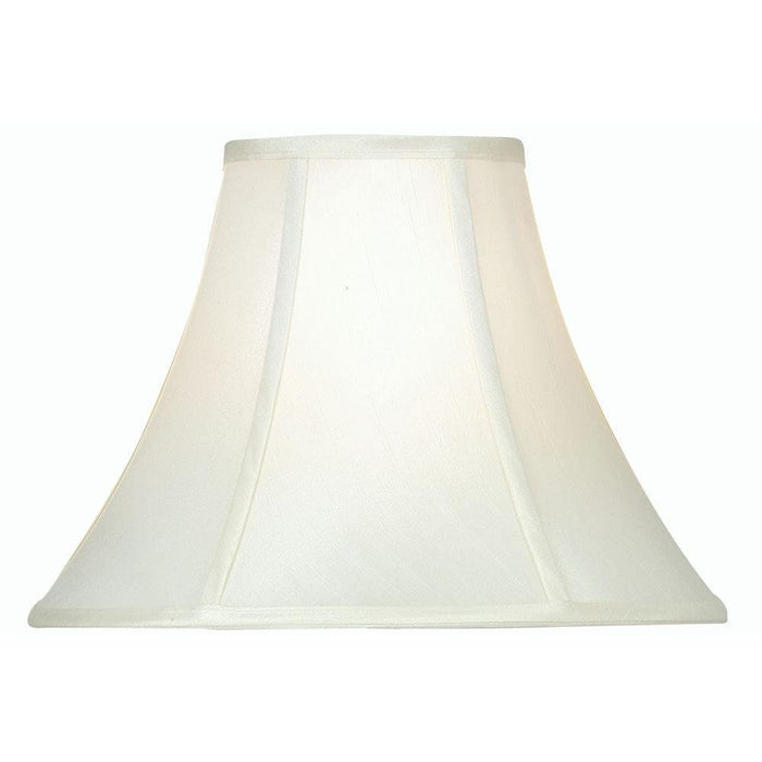 Lamp Shade - Empire Cream Faux Silk Lined S752/8 CR