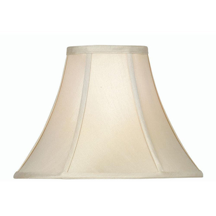 Lamp Shade - Empire Sand Faux Silk Lined S752/8 SA