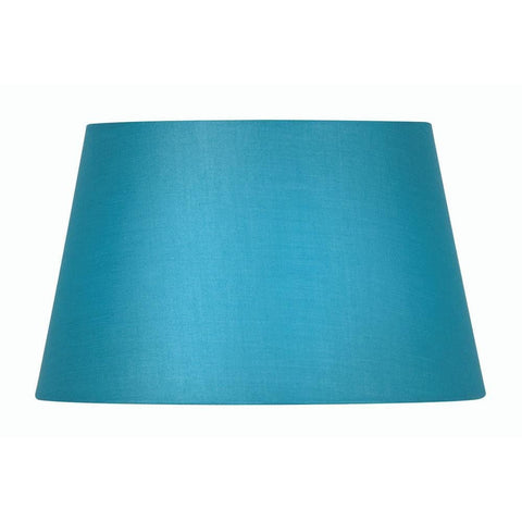 Tiffany lighting direct lamp shades lamp shade cotton drum blue rolled edge hard lining s9016 bl aloadofball Gallery