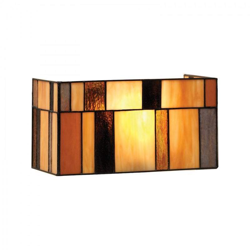 Osrick Tiffany Wall Light by Oaks Lighting