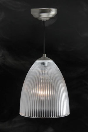 Art Deco Flush & Semi Flush - Kansa Elongated Prismatic Ceiling Light 200428