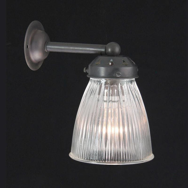 Art Deco Wall Light - Kansa Prismatic Art Deco Wall Light WALL 346