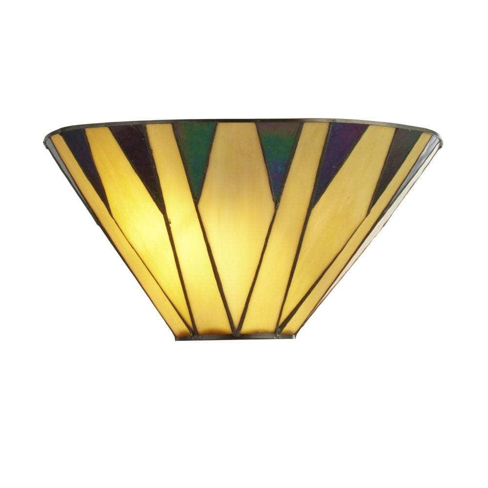 Charleston Tiffany Wall Light 7064-1