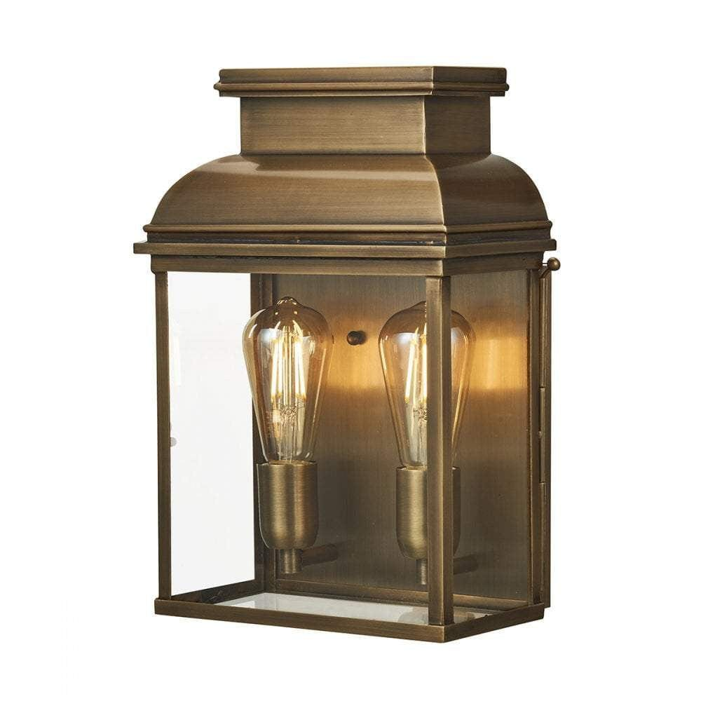 Elstead Old Bailey Large Outdoor Wall Light by Elstead Outdoor Lighting