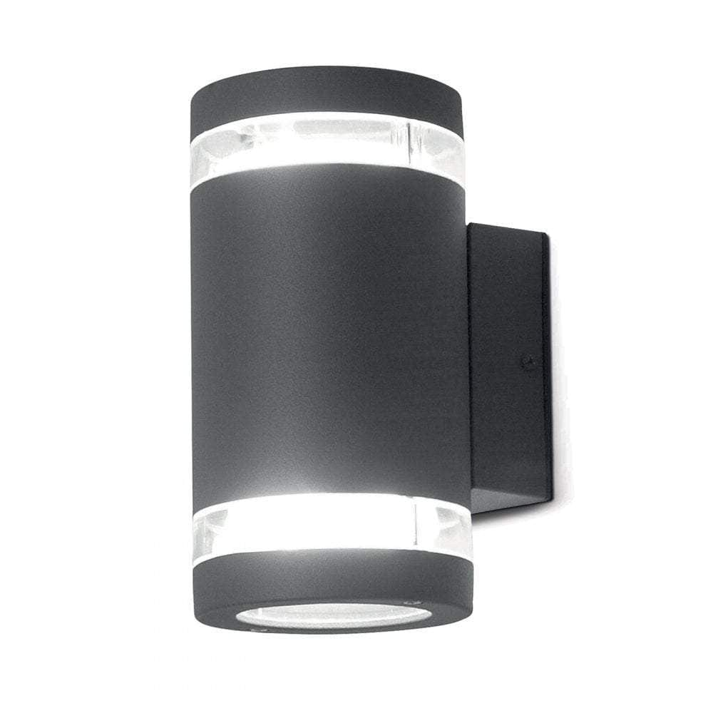 Elstead Magnus 2lt Outdoor Wall Light by Elstead Outdoor Lighting