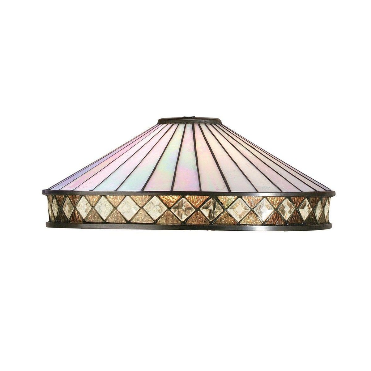 Fargo Medium Tiffany Shade by Interiors 1900