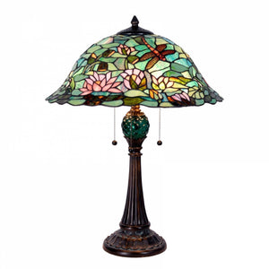 Large Tiffany Lamps - Bridgford Tiffany Lamp