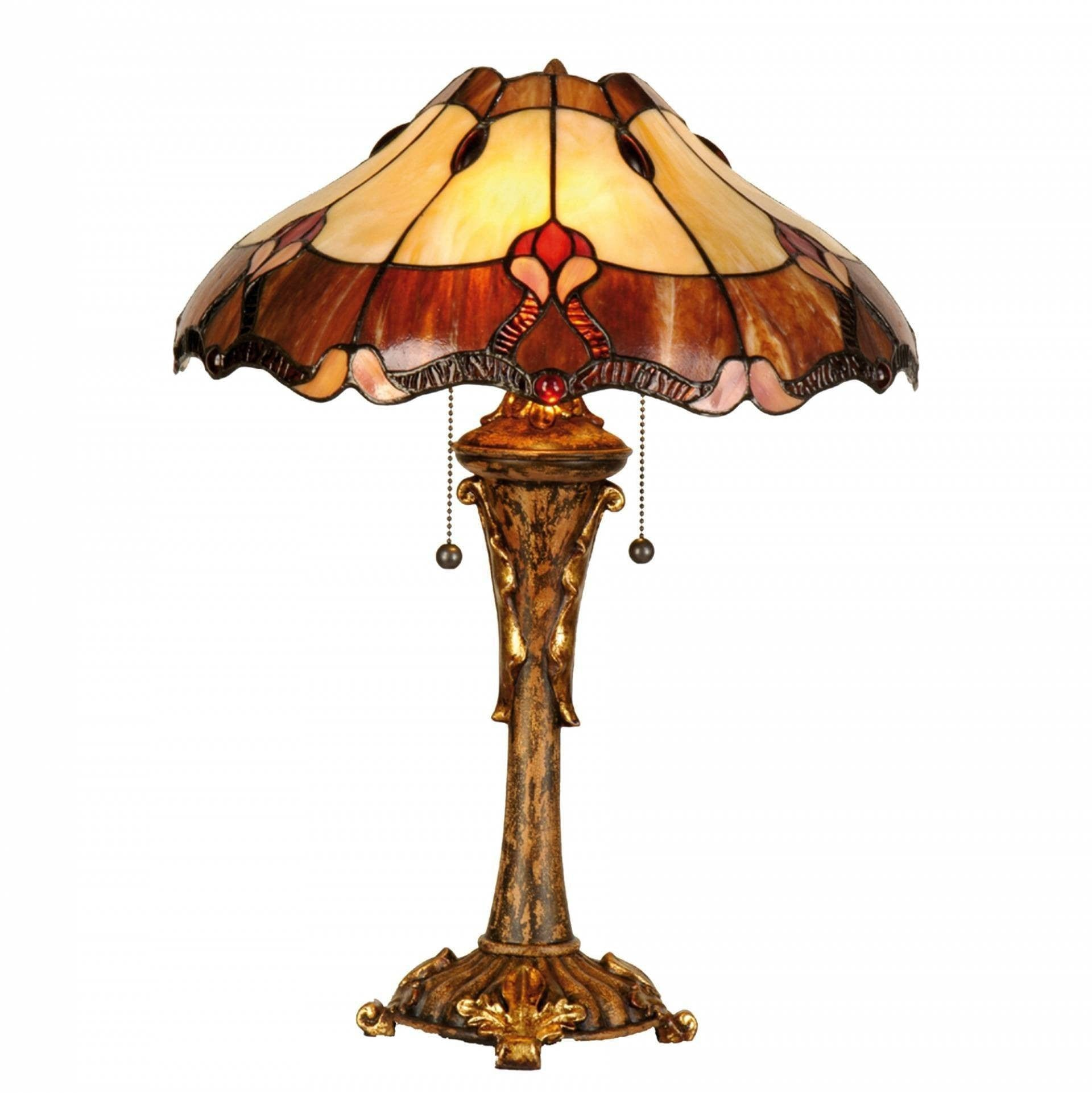 Large Tiffany Lamps - Eastbourne Tiffany Lamp 5377