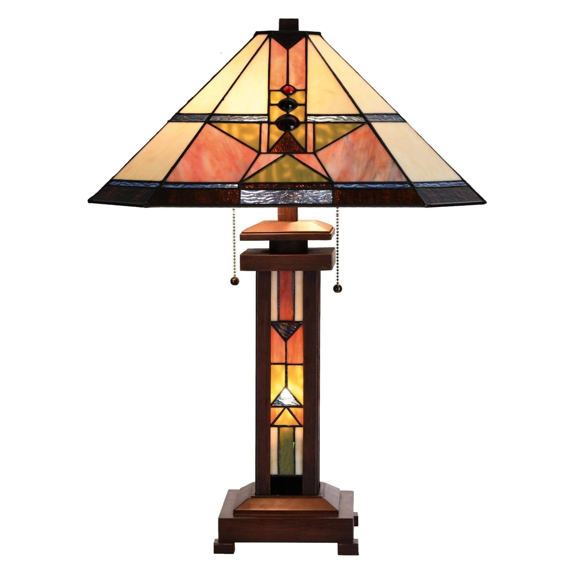 Tiffany Lamps Tiffany Style Stained Glass Lamps Tiffany Lighting Direct