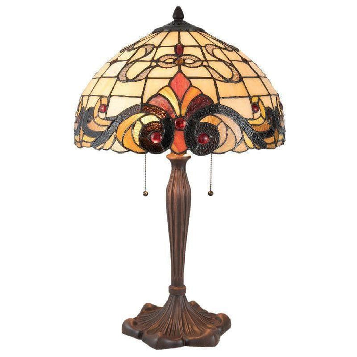 Hampton Tiffany Lamp