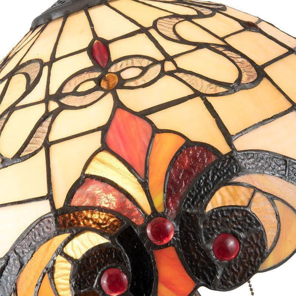 Large Tiffany Lamps - Hampton Tiffany Lamp