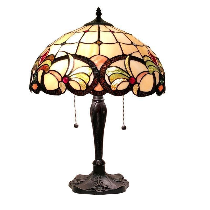 Large Tiffany Lamps - Ipswich Tiffany Lamp