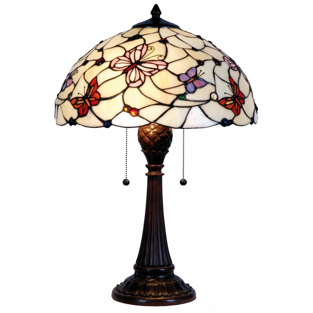 Large Tiffany Lamps - London Tiffany Lamp