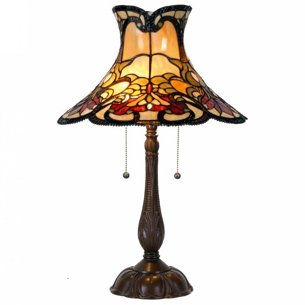 Large Tiffany Lamps - Norfolk Tiffany Lamp