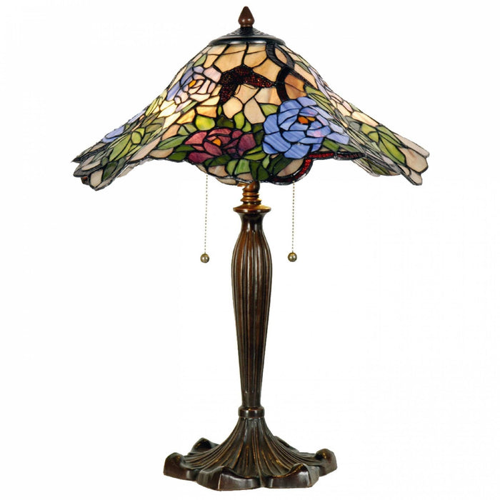 Poole Tiffany Lamp